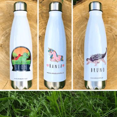 Butelki Personalizowane