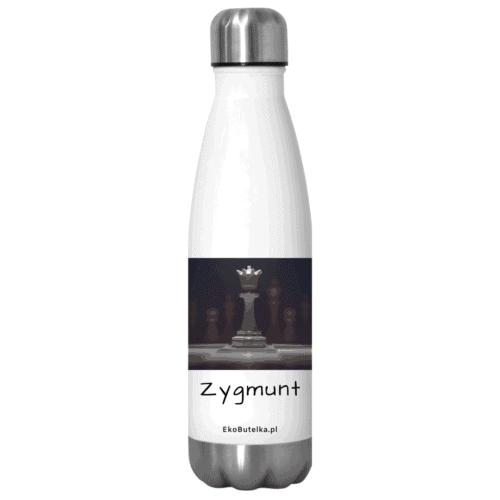 Butelki termiczne z motywem szachów