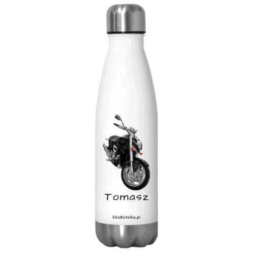 Butelka termiczna dla motocyklistów