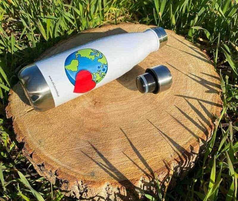 butelka ekologiczna wielorazowego użytku firmy EkoButelka